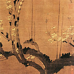 Chinese artists of the Middle Ages - Chen Lu [陈录 - 烟笼玉树图]