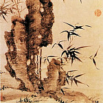 Chinese artists of the Middle Ages - Xia Gao [夏杲 - 清风高节图]