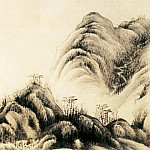 Chinese artists of the Middle Ages - Ye Xin [叶欣 - 山水图(之一二)]