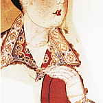 Chinese artists of the Middle Ages - Unknown [佚名 - 胡服美人图]