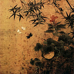 Chinese artists of the Middle Ages - Zhao Chang [赵昌 - 竹虫图]