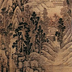 Chinese artists of the Middle Ages - Wu Bin [吴彬 - 云峦秋色图]