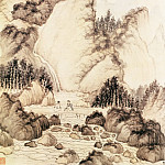 Chinese artists of the Middle Ages - Chen Hong Shou [陈洪绶 - 杂画图(之一)]