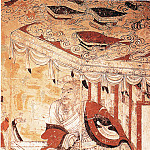 Chinese artists of the Middle Ages - Unknown [佚名 - 维摩诘图]