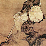 Chinese artists of the Middle Ages - Yan Hui [颜辉 - 铁拐仙人像]