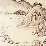 Chinese artists of the Middle Ages - article conforms to simplicity [文从简 - 郑州景物图]