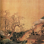 Chinese artists of the Middle Ages - Wu Li [吴历 - 兴福感旧图]