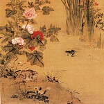 Chinese artists of the Middle Ages - Yu Bai [余稗 - 端阳景图]