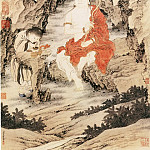 Chinese artists of the Middle Ages - Jin Tingbiao [金廷标 - 罗汉图]