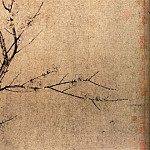 Chinese artists of the Middle Ages - Yang Wu Jiu [扬无咎 - 四梅图]