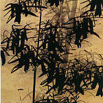 Chinese artists of the Middle Ages - Liu Yuan [刘源 - 墨竹图]