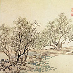 Chinese artists of the Middle Ages - Yun Shouping [恽寿平 - 山水图]