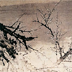 Chinese artists of the Middle Ages - Chen Zun [陈遵 - 花卉图]