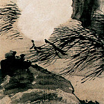 Chinese artists of the Middle Ages - Wang Li [王礼 - 花下双鸡图]