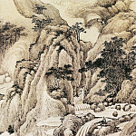 Chinese artists of the Middle Ages - Dai Xi [戴熙 - 云岚烟翠图]