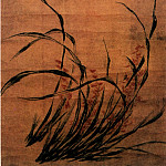 Chinese artists of the Middle Ages - Jin Nong [金农 - 兰花图]