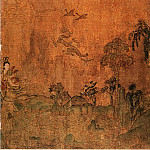 Chinese artists of the Middle Ages - Gu Kai [顾恺之 - 洛神赋图]
