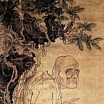 Chinese artists of the Middle Ages - Fa Cuo [伐蹉 - 十六罗汉图·迦诺迦]