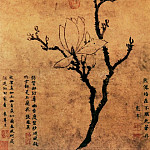 Chinese artists of the Middle Ages - Wang Gouxiang [王彀祥 - 玉兰图]