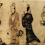 Chinese artists of the Middle Ages - Unknown [佚名 - 迎宾拜谒图]
