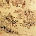 Chinese artists of the Middle Ages - Cheng Zhengkui [程正揆 - 山水图]