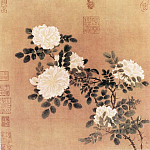 Chinese artists of the Middle Ages - Ma Yuan [马远 - 白蔷薇图]