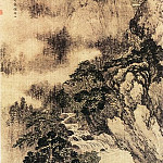 Chinese artists of the Middle Ages - Wang Jianzhang [王建章 - 山水图]