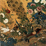 Chinese artists of the Middle Ages - Chen Jiaxuan [陈嘉选 - 玉堂富贵图]