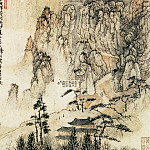Chinese artists of the Middle Ages - Yuan Ji [原济 - 黄山八胜图]