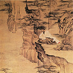 Chinese artists of the Middle Ages - Gao Fenghan [高凤翰 - 自画像]