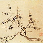 Chinese artists of the Middle Ages - Gao Qipei [高其佩 - 杂画图(之—、二)]