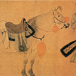 Chinese artists of the Middle Ages - Li Zanhua [李赞华 - 射骑图]