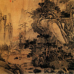 Chinese artists of the Middle Ages - Gao Yan [高俨 - 春山秀色图]