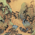 Chinese artists of the Middle Ages - Zhang [张宏 - 青绿山水图]