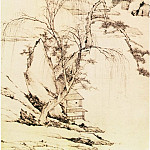 Chinese artists of the Middle Ages - Zhu Chang [祝昌 - 水阁深秋图]