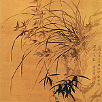 Chinese artists of the Middle Ages - Jiang Tingxi [蒋廷锡 - 兰竹图]