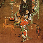 Chinese artists of the Middle Ages - Unknown [佚名 - 罗汉图]