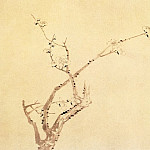 Chinese artists of the Middle Ages - Gao Jan Zhangzhao [高简张照 - 梅花图(—、二)]
