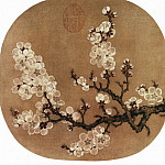 Chinese artists of the Middle Ages - Zhao Chang [赵昌 - 杏花图]