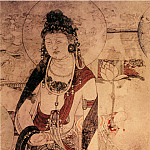 Chinese artists of the Middle Ages - Unknown [佚名 - 观世音像]