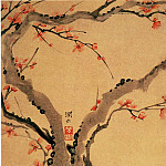 Chinese artists of the Middle Ages - Luo Fang Shu [罗芳淑 - 梅花图]