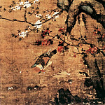 Chinese artists of the Middle Ages - Liu Shiru [刘世儒 - 墨梅图]
