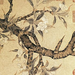 Chinese artists of the Middle Ages - Unknown [佚名 - 梨花山鹊图]