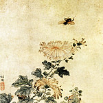 Chinese artists of the Middle Ages - Hu Xing [胡性 - 花鸟图]