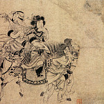 Chinese artists of the Middle Ages - Gong Su Ran [宫素然 - 明妃出塞图]
