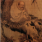 Chinese artists of the Middle Ages - Liang Kai [梁楷 - 八高僧故事图(之一、二、三)]