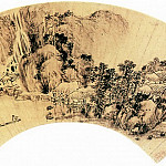 Chinese artists of the Middle Ages - Sheng Maoye [盛茂烨 - 山水图]