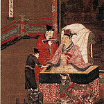 Chinese artists of the Middle Ages - Lu Xinzhong [陆信忠 - 地藏十王图(之一、二、三、四)]