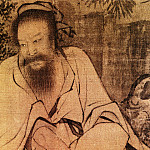 Chinese artists of the Middle Ages - Li Tang [李唐 - 采薇图]