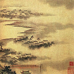 Chinese artists of the Middle Ages - Chen Zhuo [陈卓 - 石城图]